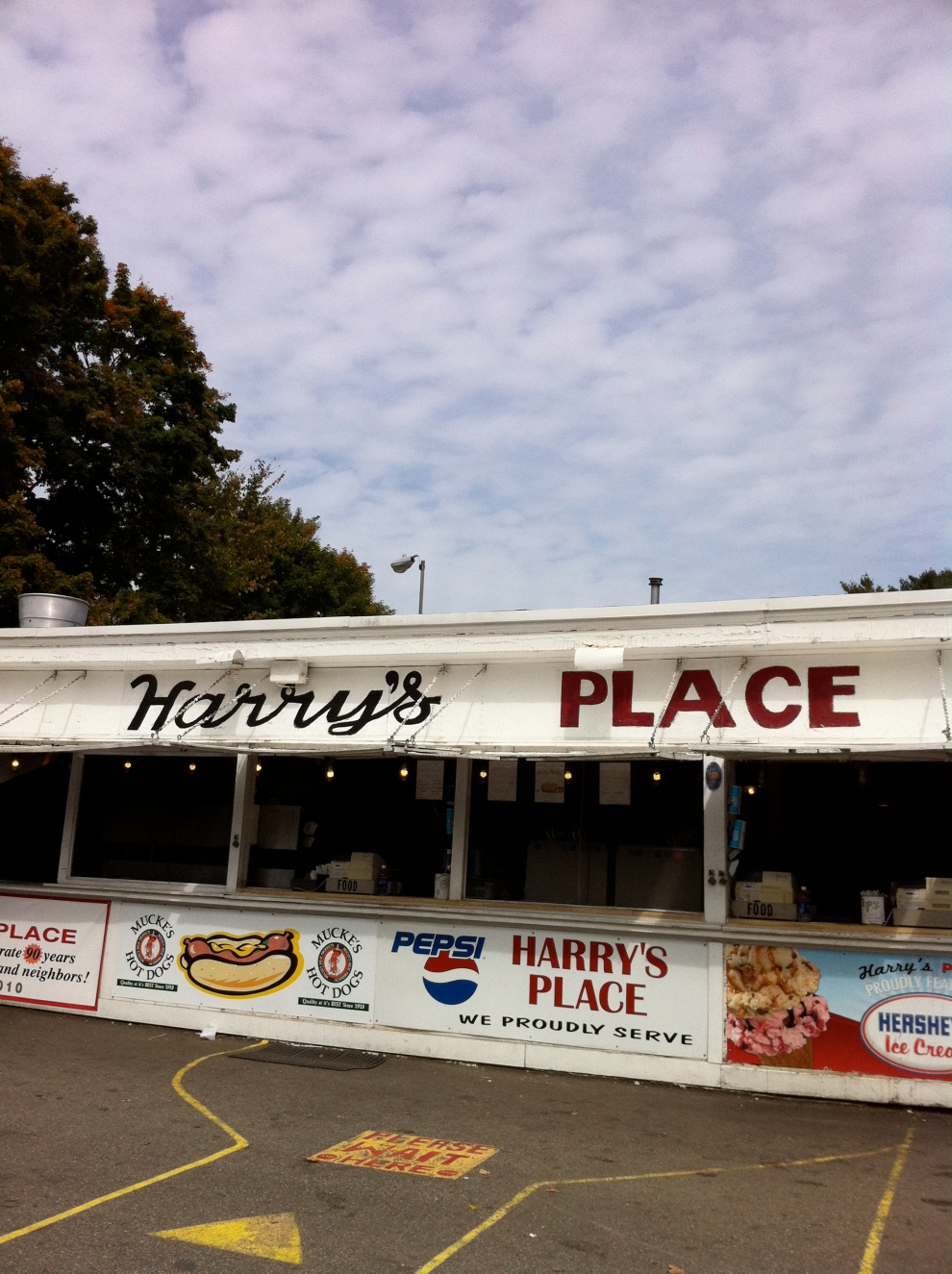 Harry's Place in Colchester, CT